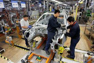 Producción industrial cayó un 90% a finales del 2016