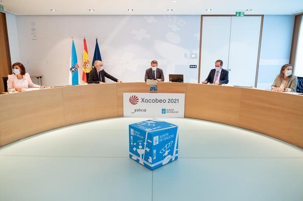 El anteproyecto de la Ley reguladora de la acción exterior y cooperación para el desarrollo de Galicia aspira a mejorar la proyección de la Comunidad gallega