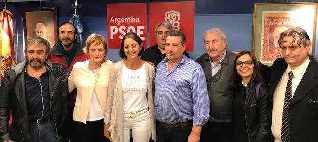 Durísimo comunicado del PSOE Buenos Aires al PSOE español por la ley de nacionalidad