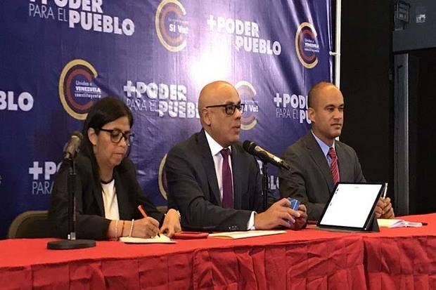 Rodríguez asegura que chavismo recuperó su votación histórica