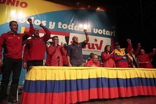 Más de 3 millones de personas votaron en primarias del PSUV
