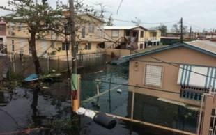 Asciende a 12 el número de muertos en Puerto Rico por el huracán María