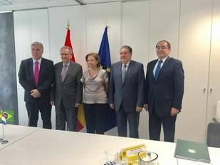 Reunión en España en búsqueda del acuerdo UE MERCOSUR