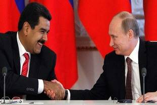 Putin pide a Maduro resolver