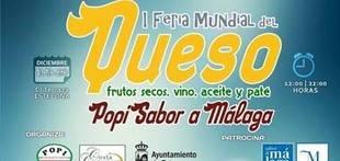 La Feria del Queso de Estepona reunirá a más de 50 empresas