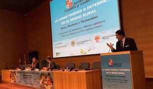 La Junta destinará 3,5 millones en 2018 para fomentar el Internet de alta capacidad en el medio rural