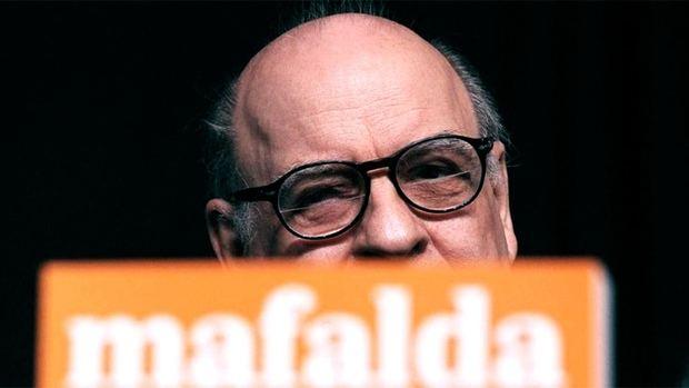 Dolor por el fallecimiento de Quino, quién con su Mafalda nos acompañó durante toda la vida