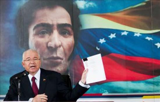 Venezuela tacha de