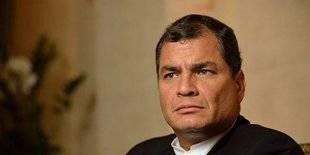 Expresidente Rafael Correa está dispuesto a declarar en caso Odebrecht