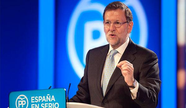 Rajoy recuerda que Gómez de la Serna no está citado por ningún tribunal