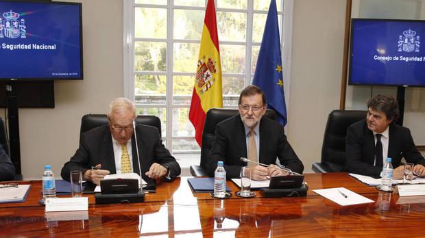 Rajoy presidirá el CSN para abordar la situación de los españoles en Venezuela