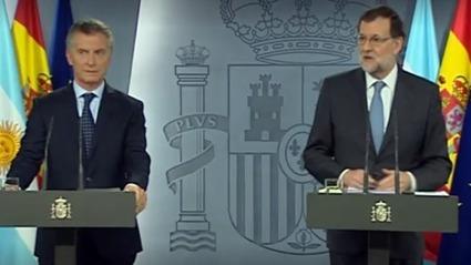 Rajoy celebró