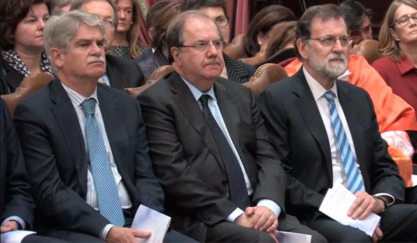 Rajoy reconoce que la situación en Cataluña puede
