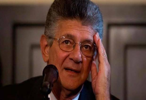Ramos Allup dice que revocatorio no se