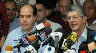 Ramos Allup dice no teme ser denunciado por canciller