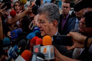 Ramos Allup: Objetivo de lucha se basa en la presión ciudadana