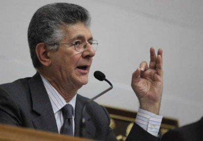 Ramos Allup dice que sorprendente hubiera sido que el TSJ expresara conformidad con la Amnistía