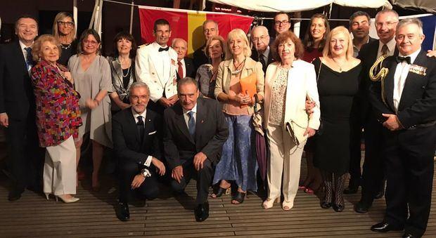 El Buque Escuela Sebastián Elcano dejó su impronta en su paso por Buenos Aires