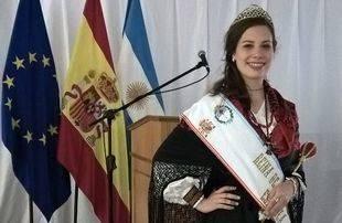 Micaela Dotta González, una Reina de la Colectividad con toda una historia sobre sus espaldas