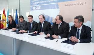 Cantabria se suma a la Macrorregión RESOE con demografía y transporte como prioridades