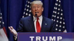 Donald Trump confirma que competirá en las presidenciales para llegar a la Casa Blanca