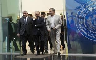 MUD envió carta al presidente Medina para explicar ausencia en mesa de diálogo