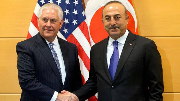 Tillerson garantiza compromiso de Trump con la paz en Oriente Medio