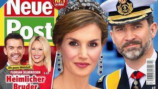 En Alemania dan por hecho un divorcio inminente entre el rey Felipe y doña Letizia