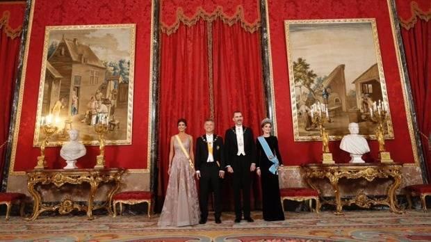 El Rey aseguró que España