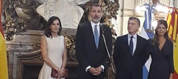 España apoya todos los programas de reforma que lleva adelante Macri