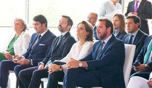 Ribera reitera en que el Gobierno trabaja para que la planta de Vestas se pueda 'reactivar' con otro socio industrial