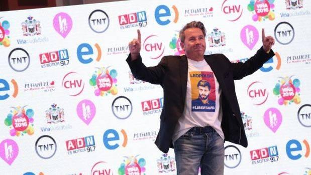 Ricardo Montaner se pronunció sobre la liberación de presos políticos