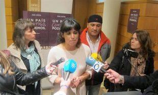 Rodríguez destaca que a Podemos le