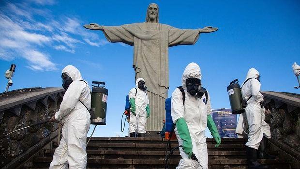 Latinoamérica no puede controlar la propagación del virus