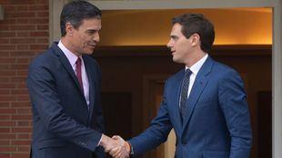 Vea las condiciones de Rivera para apoyar el PSOE