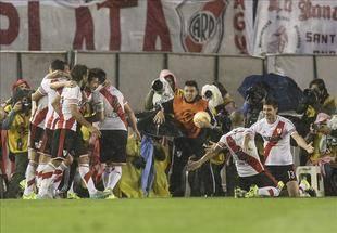 River ganó su tercera Copa Libertadores