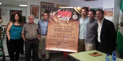 La gira de 'Rock en el Pueblo' comienza el día 16 en San Silvestre con Fernando Bazán y The Strangers