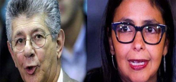 Canciller y oposición de Venezuela irán a debate de Carta Democrática en OEA