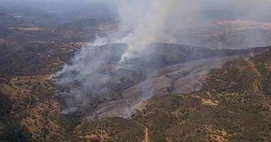 Para el PP-A los incendios en Andalucía no los provoca la Ley de Montes 'sino la ineficacia socialista'