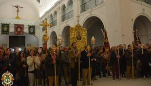 El Roc�o acoge el pr�ximo fin de semana la Fiesta de La Candelaria y se presentan los ni�os a la Virgen