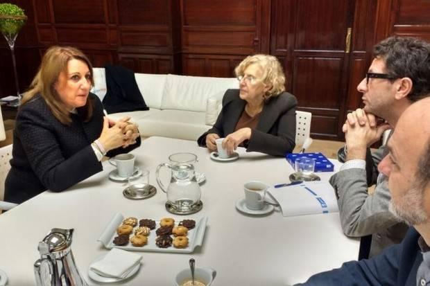 Rosario y Madrid trabajarán sobre temas de violencia urbana