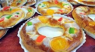 Preparan este sábado en Huétor Tájar un Roscón de Reyes gigante para recaudar fondos