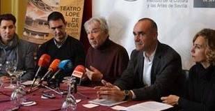 Sevilla: El Lope de Vega acoge el estreno absoluto de 'Muñeca de porcelana' con José Sacristán