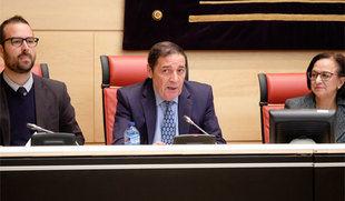 Sáez Aguado rechaza la 'visión catastrofista' de la oposición sobre la sanidad y ofrece 'todo el diálogo posible' para prestigiarla