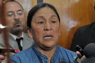 Pol�mica por la detenci�n dela Diputada del Parlasur Milagro Sala