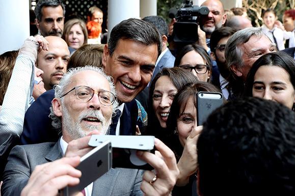 Sánchez insistió en la necesidad de reformar el sistema del voto rogado