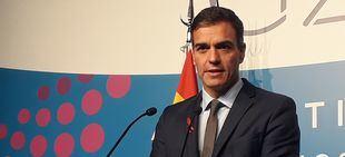 El presidente Sánchez se hizo sentir en el G 20, pero con un bajo perfil en su agenda porteña