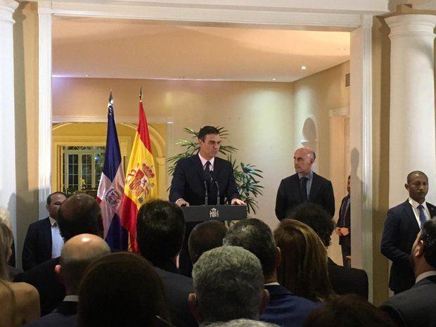 Sánchez reiteró su compromiso con la eliminación del voto rogado