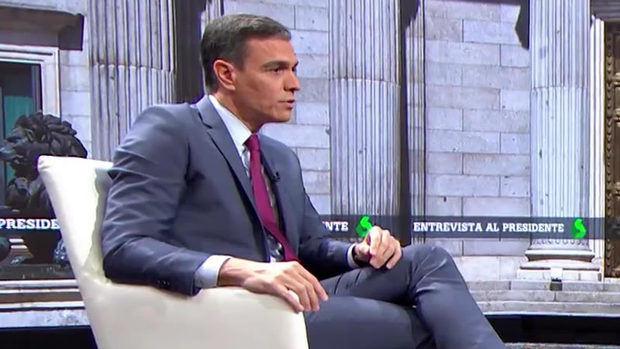Sánchez se pone firme con el Rey emérito: cree que 'Juan Carlos I debería dar una explicación' a los españoles