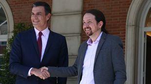 Sánchez e Iglesias: ambos pactan silencio hasta las elecciones del 26-M